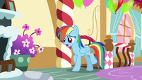 """Rainbow Dash """"had to do it all by myself"""" S6E15"""