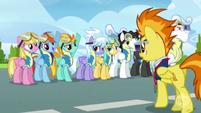 S03E07 Oczywiście pierwszy ochotnik - Rainbow