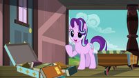 "Starlight Glimmer ""how long are you staying?"" S7E24"
