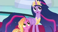 """Twilight """"didn't know what to expect"""" S9E26"""