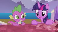 "Twilight ""that's why it's still here"" S5E25"