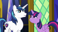 Twilight -I have a big surprise for you!- S5E19