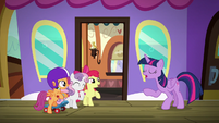 """Twilight Sparkle """"it's purely research"""" S8E6"""