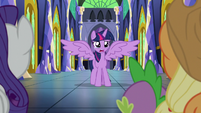 """Twilight Sparkle """"it all might be ending"""" S9E26"""