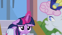 Twilight sad she missed Dusty Pages S9E5