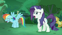 'Rarity' --You have to help us!-- S5E26