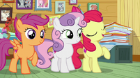 """Apple Bloom """"will be back to bein' besties!"""" S7E6"""