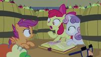 Apple Bloom -act like apples!- S7E8