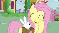 """Fluttershy """"it'll be just like old times"""" S9E18"""