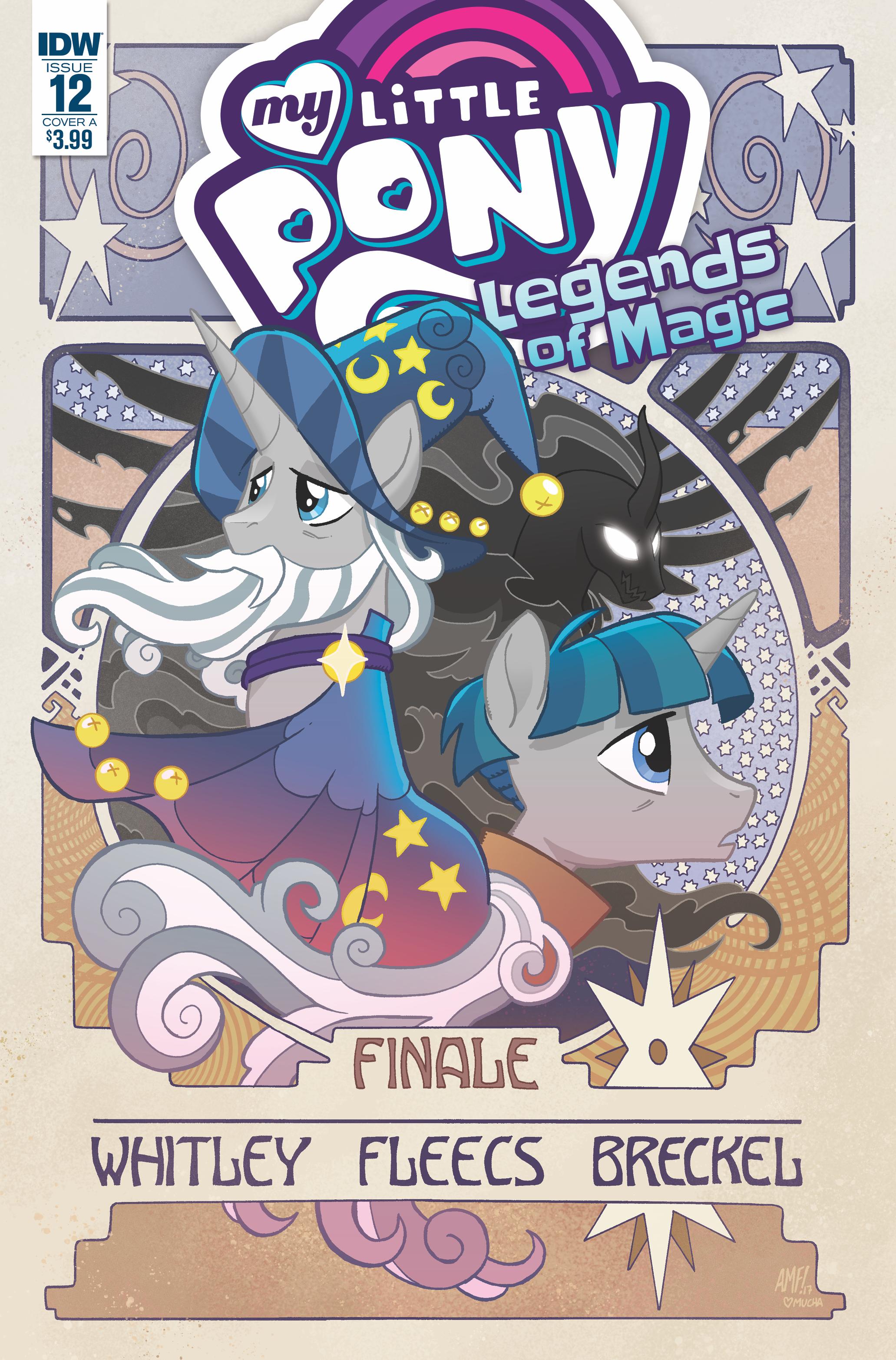 Legends of Magic Issue 12