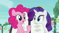 Pinkie --I could practically smell it from here!-- S6E3