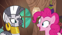 """Pinkie Pie """"anything about curls"""" S7E19"""