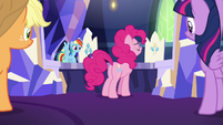 """Pinkie Pie """"so in conclusion"""" S7E11"""
