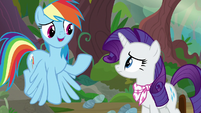 """Rainbow """"Scootaloo's Filly Guides camp"""" S8E17"""