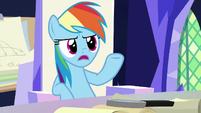 "Rainbow ""did that actually happen?"" S9E4"