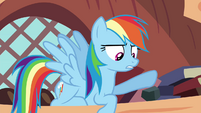 """Rainbow """"riddle wrapped in a mystery inside an igneous"""" S4E18"""