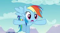 Rainbow --spill it, Pinkie!-- S5E24