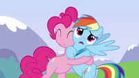 Rainbow getting tired S3E7