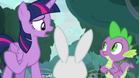 """Twilight """"do you know what he's trying to say?"""" S9E18"""