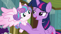 """Twilight Sparkle """"how about we head home?"""" S7E3"""