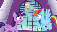 "Twilight Sparkle ""rule a kingdom"" S9E13"