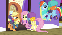 """Applejack """"don't y'all have too much fun"""" S6E17"""