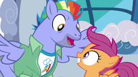 """Bow Hothoof """"but pretty great, right?!"""" S7E7"""