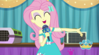 """Fluttershy """"the cutest show in Canterlot!"""" EGDS35"""