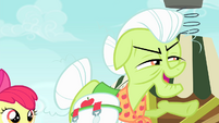 "Granny Smith ""you better be there!"" S4E17"