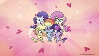 MLP Pony Life ComicBook - All Together Now