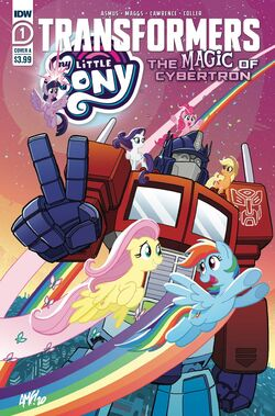 My Little Pony Transformers II issue 1 cover A version 2.jpg