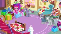 "Pinkie ""I don't think Twilight likes rocks"" MLPBGE"