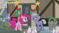 Pinkie Pie -you didn't have to ask them to leave!- S5E20