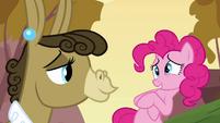 "Pinkie Pie and Matilda ""nopony calls him Doodle"" S02E18"