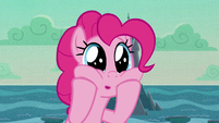Pinkie Pie appears in Sludge's story S8E24