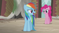 "Rainbow ""I think I know why the map sent us here"" S5E8"