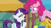 Rarity --nothing she needs or wants!-- S6E3