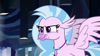 Silverstream confronting the Storm King S8E22