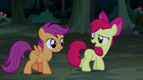 "Apple Bloom ""we don't need to capture him"" S5E6"