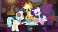 "Applejack ""you're enjoyin' each other's company"" S5E16"