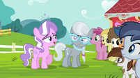 """Diamond Tiara """"I did not wish to disappoint you all"""" S4E15"""
