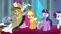 """Discord """"go with the obvious choice"""" S9E1"""