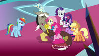 Discord coughing weakly S9E2