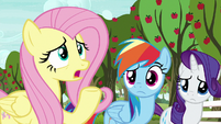 """Fluttershy """"only take a few small bites"""" S9E13"""