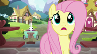 """Fluttershy """"sure she would be here today"""" S7E5"""