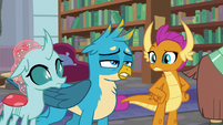 """Gallus """"this stuff is impossible"""" S8E22"""