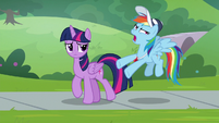 """Rainbow """"you meant something important"""" S9E15"""