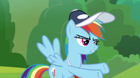 """Rainbow Dash """"on the sidelines"""" S9E15"""