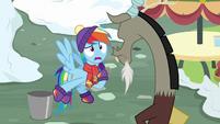 "Rainbow Dash ""she likes everything"" MLPBGE"