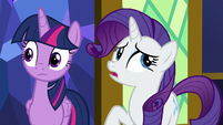 """Rarity """"I'm not sure that's exactly"""" S8E24"""